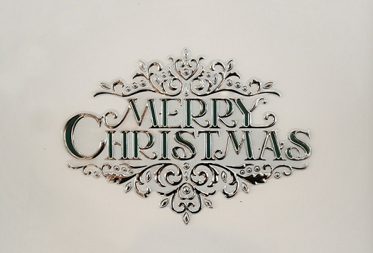 Christmas greetings and opening hours