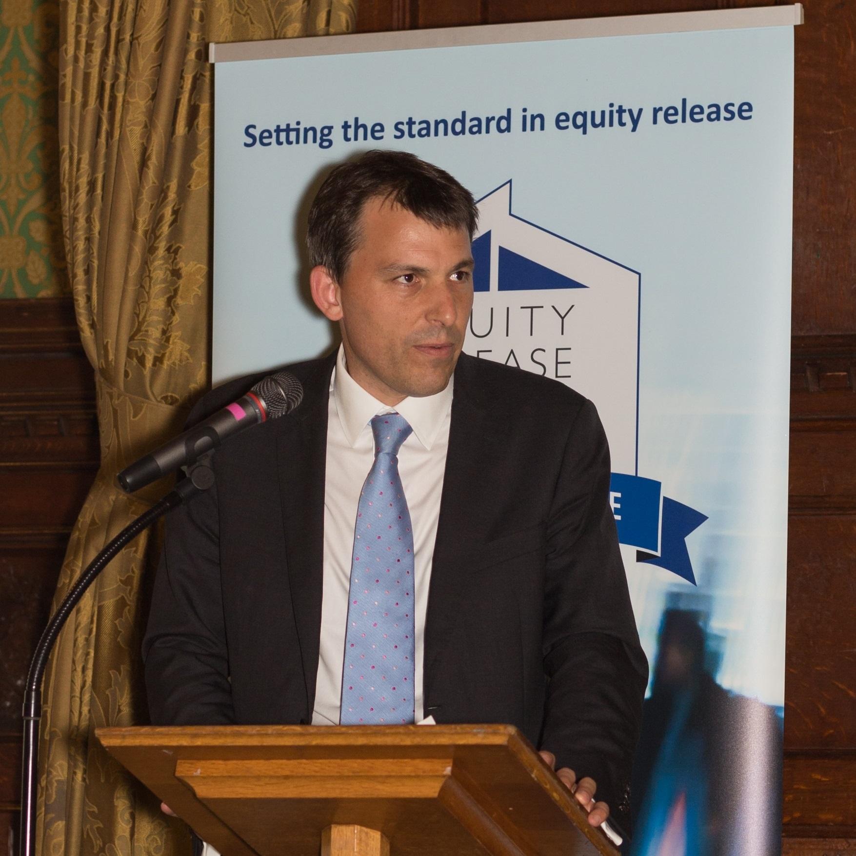 Economic Secretary to Treasury confirmed for landmark equity release event