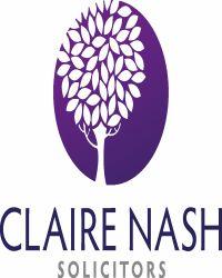 Claire Nash Solicitors - Logo
