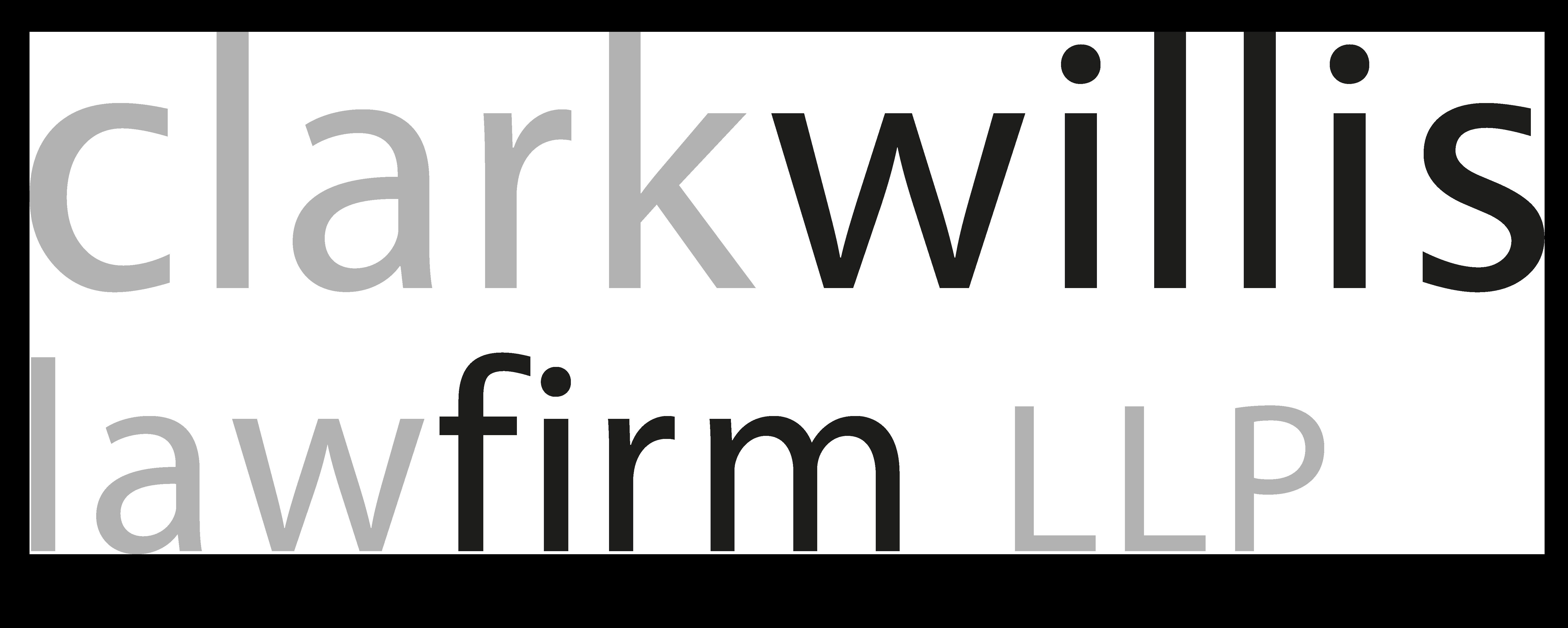 Clarkwillis Logo No strap