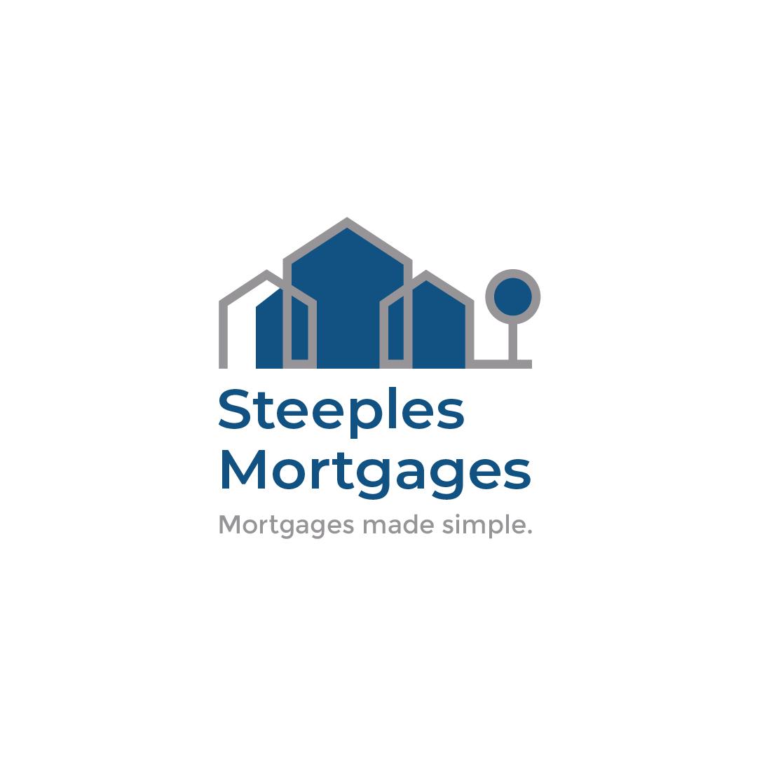 Smaller Steeples Mortgage Logo